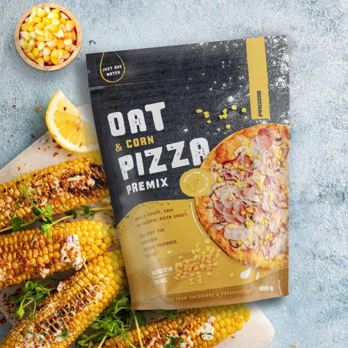 Oat & Corn - Pizza Premix 400 g