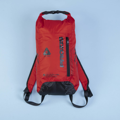Ultraleichter Rucksack - Mile Runner Red
