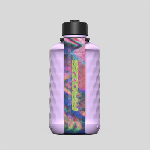 Crush Hydra Flaske - 1.0L Lavender Purple/Purple