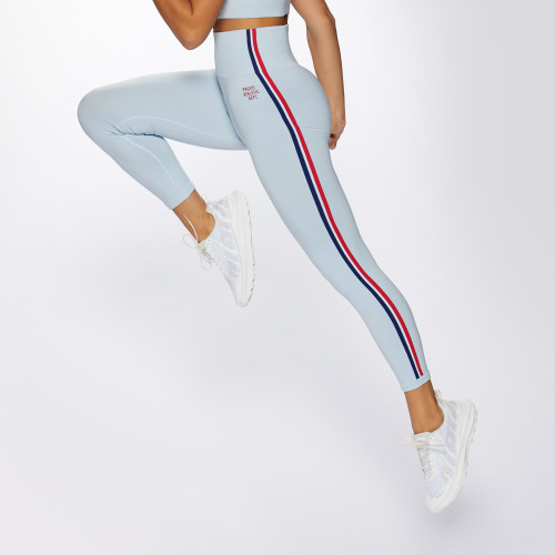 Leggings Athletic Dept. Olympian - Light Blue