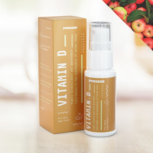 Vitamin D - Oral Spray 25 mL