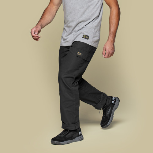Pantaloni Army Combat Ready - Stealth Black
