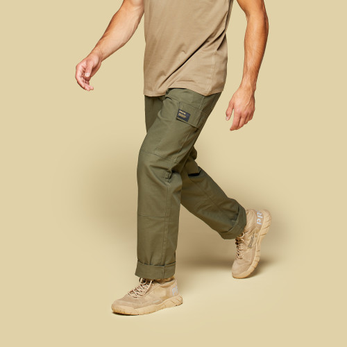 Army Combat Ready Pants - Olive Green