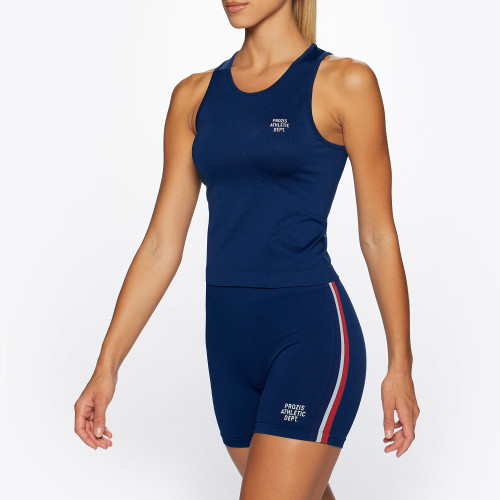 Athletic Dept. Session Tank - Navy Blue