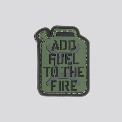 Army Fuel Up Patch - Olive Green