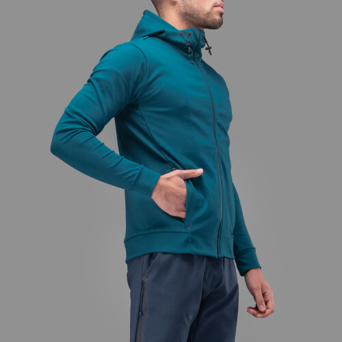 X-Motion Tech Jacket - Monviso M Blue