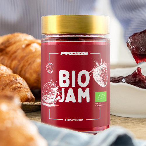 Bio Jam - No Added Sugars 240 g