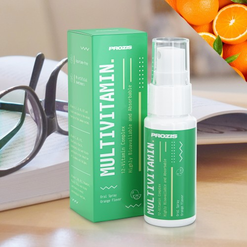 Multivitamin - Oral Spray 25 mL