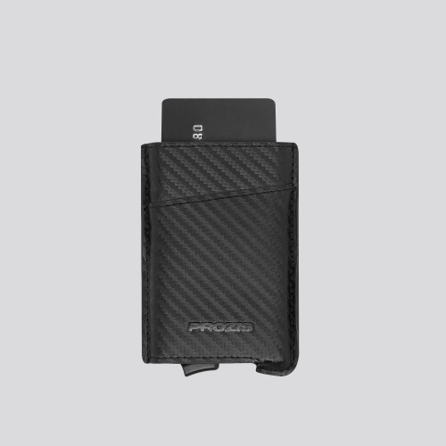Executive Jutsu Cardholder - Carbon Black