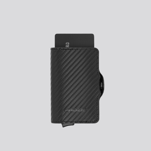 Jutsu Slim Wallet - Carbon Black