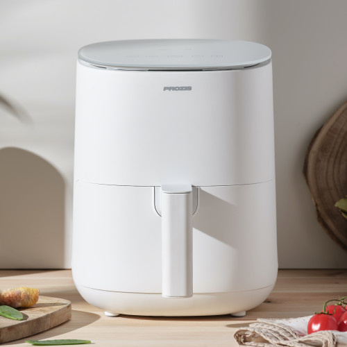 Krisp Digital Air Fryer - White
