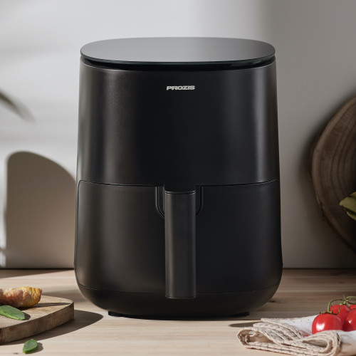 Krisp Digital Air Fryer - Black