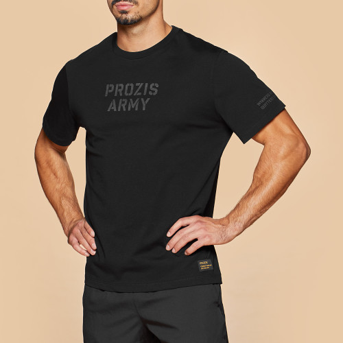 Army Winners T-Shirt - Black