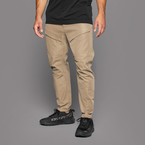 Peak Fisher Cargo Pants - Dusty Brown