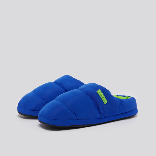 Jomo Slippers - Shock Blue