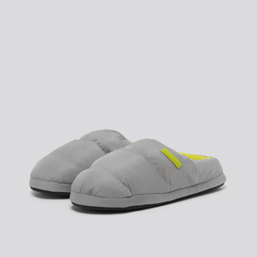Jomo Slippers - Gray