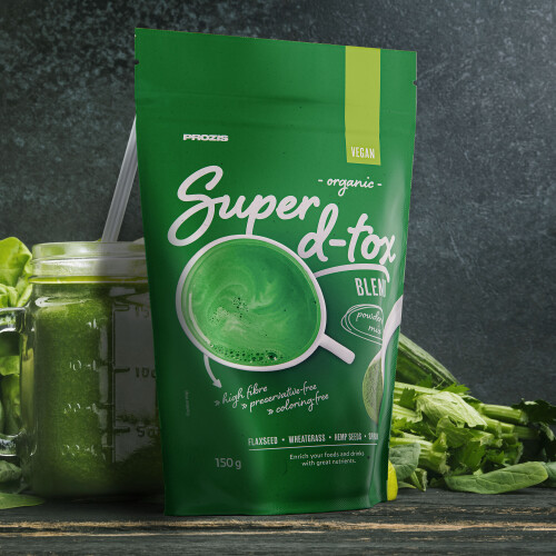 Super D-Tox Biologico 150 g