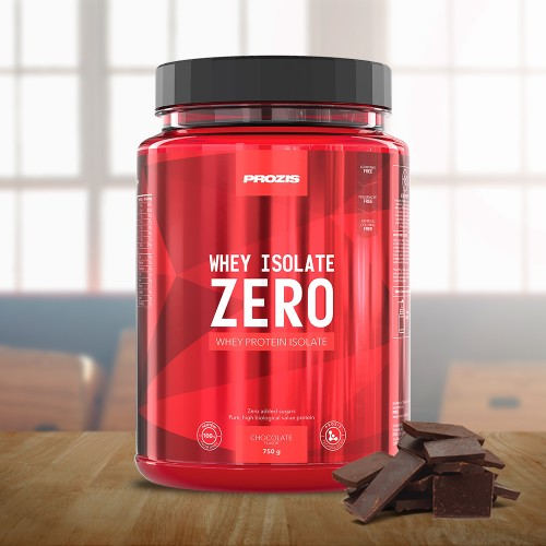 Zero Whey Isolate 750 g