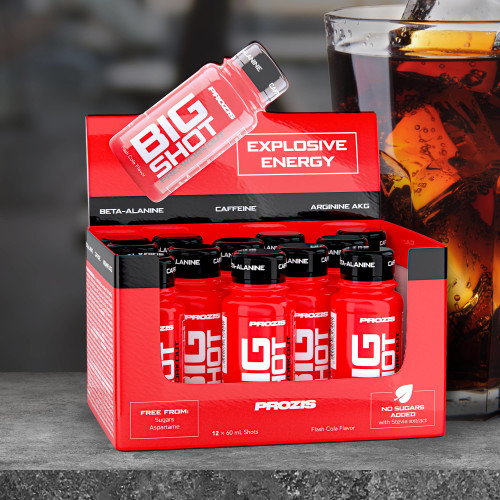 12 x Big Shot 60ml