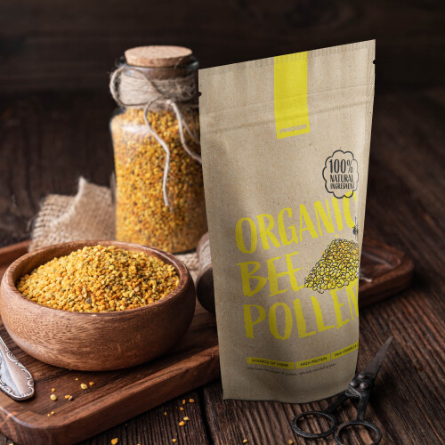 Organic Bee Pollen Powder 100g