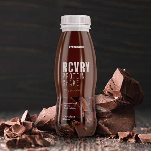 RCVRY Protein Shake - Chocolate 330 ml