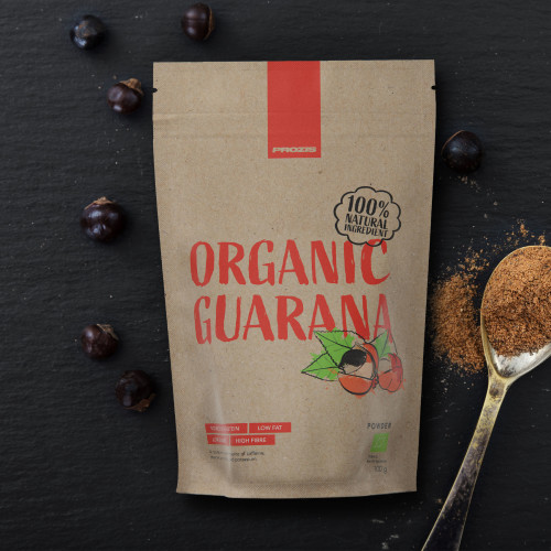 Organic Guarana Powder 100 g