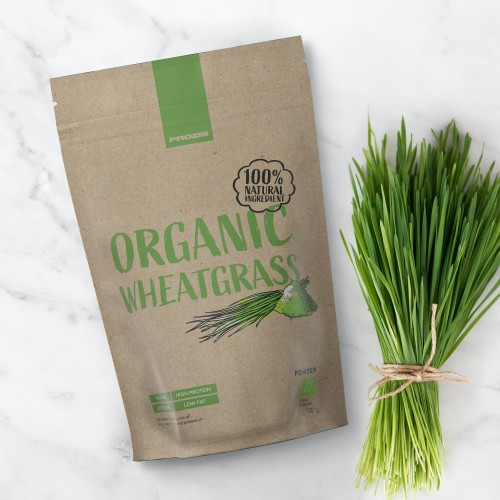Organic Wheatgrass Powder 100g