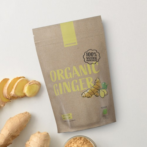 Organic Ginger Powder 100g