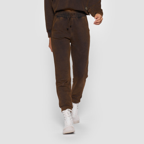Army Combat Issue Joggers - Rust Brown