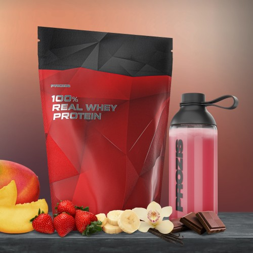 100% Real Whey Protein 2000 g