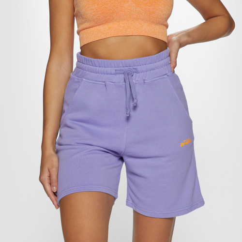 Crush Numero Uno Jogger Shorts - Purple
