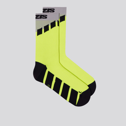 Speed Crew Socks - Neon Yellow