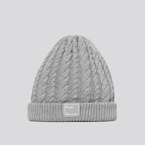 Gorro Elements 001 - Gray