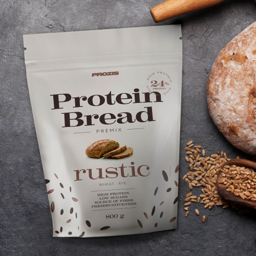 Protein Bread Premix - Rustiek brood 800g