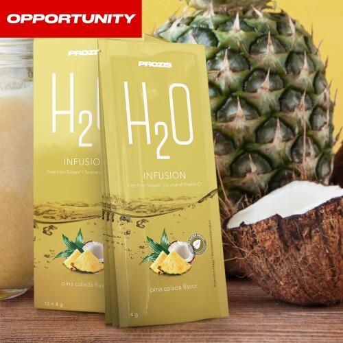 12 x H2O Infusion 4 g Opportunity