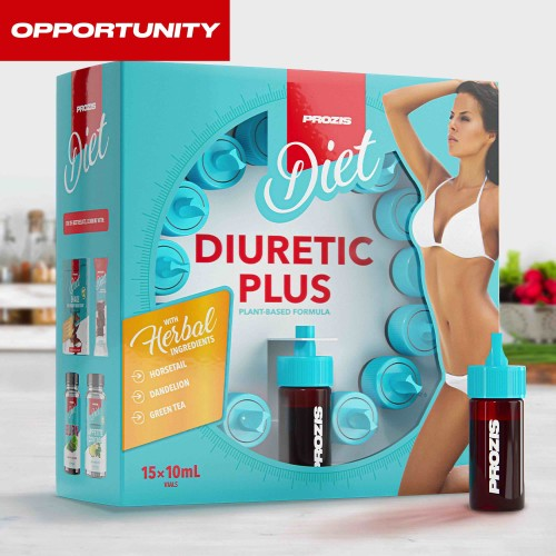 Diuretic Plus 15 x 10 ml Opportunity