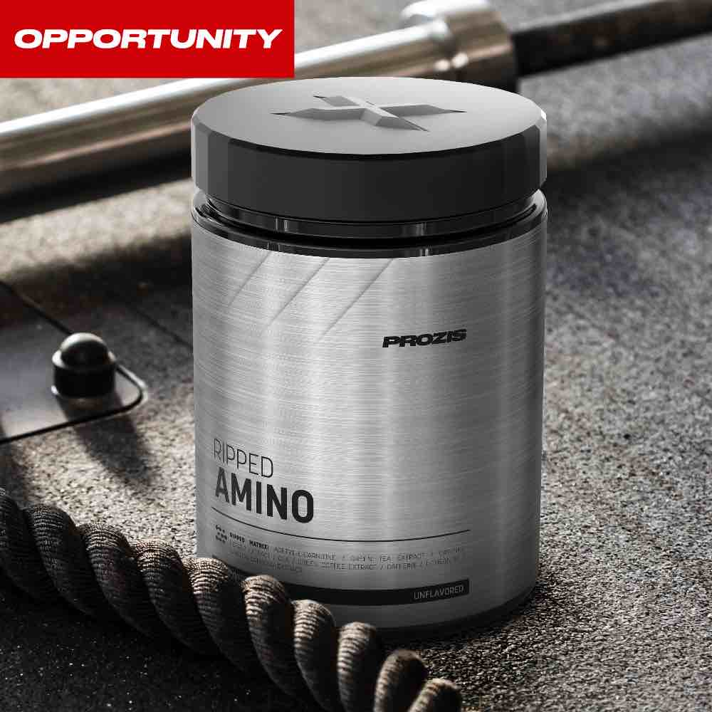RIPPED Amino 20 servings Opportunity