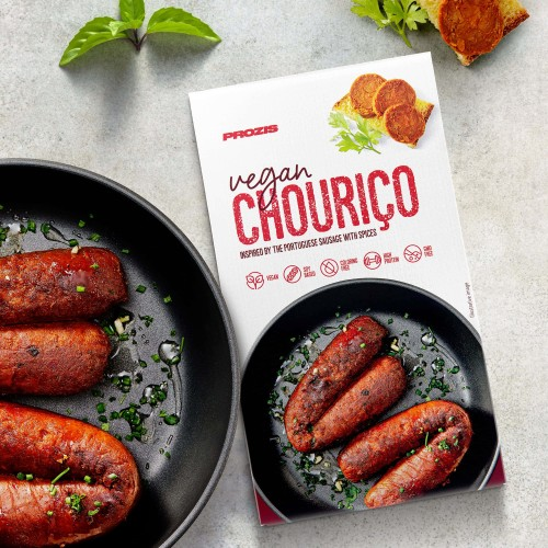 Vegan Chouriço - Portuguese Sausage With Spices 200 g