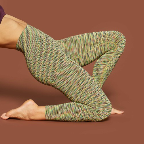 X-Skin It's a Mood Leggings - Multicolor