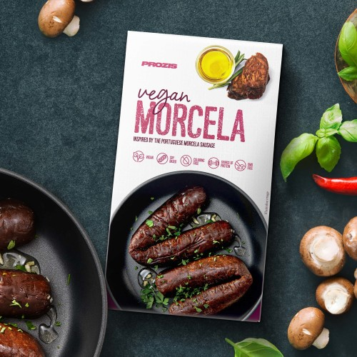 Vegan Morcela - Portuguese Blood Sausage 200 g