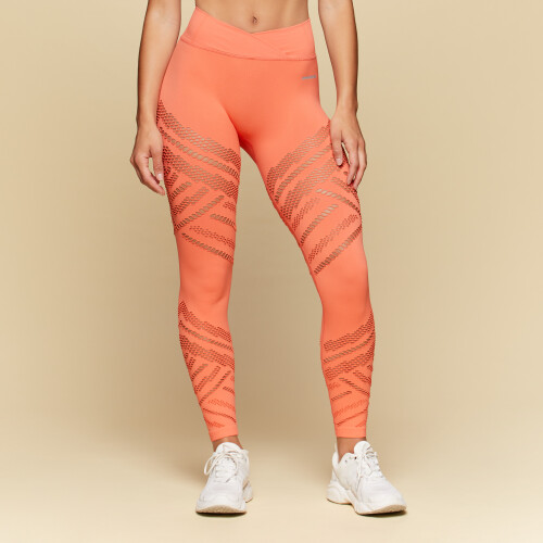 X-Skin Leggings - Hariasa Living Coral
