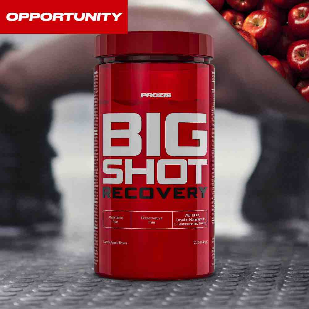 Big Shot - Recovery 20 servings Opportunity