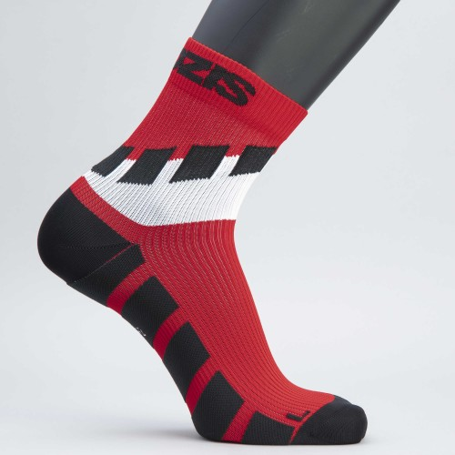 B-Active Quarter Socks - Speed Molten