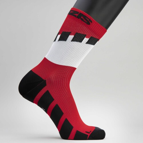 B-Active Crew Socks - Speed Molten