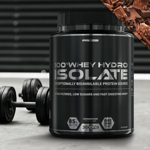 100% Whey Hydro Isolate SS 2000 g + Free Shaker Bottle