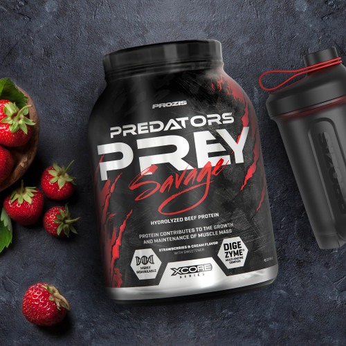 Predators Prey New Breed 1800 g