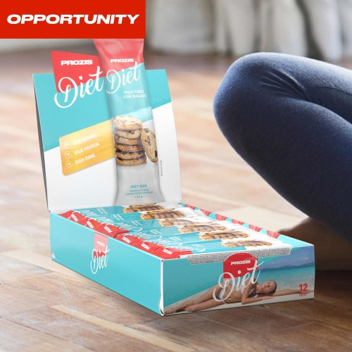 12 x Diet Bar 35 g Opportunity