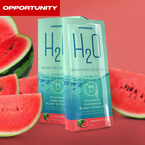 12 x H2O Munchies Blocker 9 g Opportunity