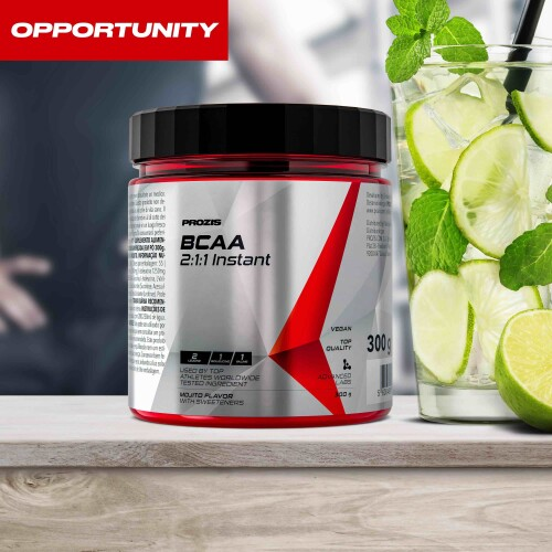 BCAA 2:1:1 300 g Opportunity