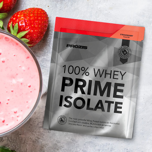 Sachet 100% Whey Prime Isolate 25 g